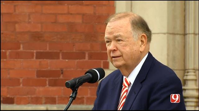 WEB EXTRA: OU President Boren Releases Findings Of SAE Racist Chant Investigation