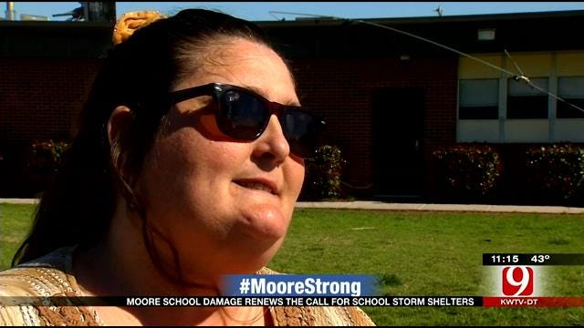 Moore Parents Express Concern Over Need For School Storm Shelters
