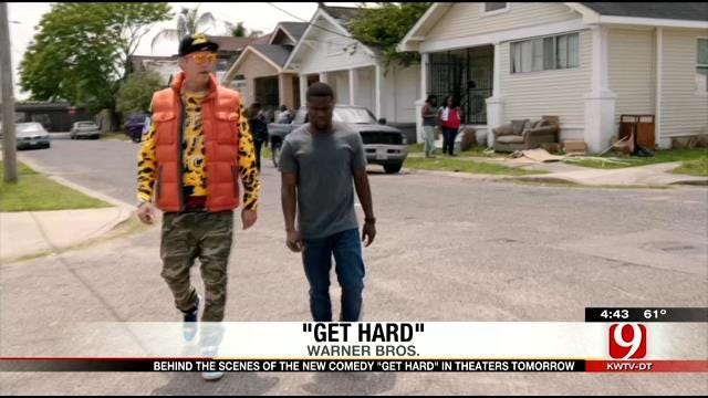 Dino's Movie Moment: Get Hard