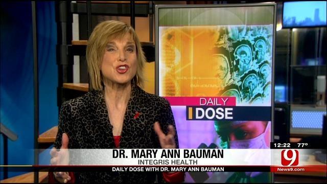 Daily Dose: Calcium Or Vitamin D Better For Bone Density?