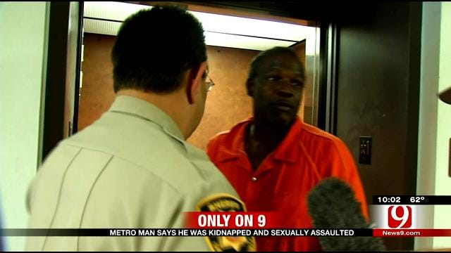 Only On 9: Kidnapping, Rape Suspect Says Sex Was Consensual In Garvin Co.