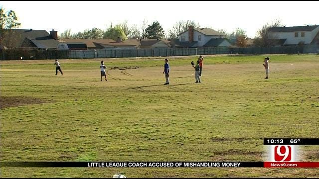 Moore Little League Parents Say Former Coach Kept Uniforms Cash