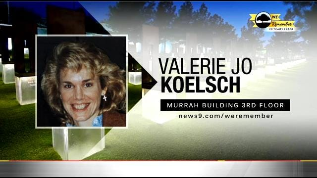 We Remember - 20 Years Later: Valeria Koelsch