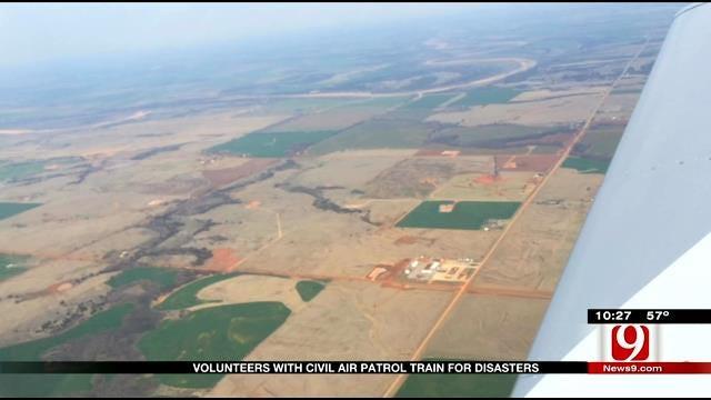 Oklahoma's Civil Air Patrol Looks To Renew Certification