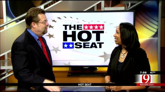 Hot Seat: Shannon Welch