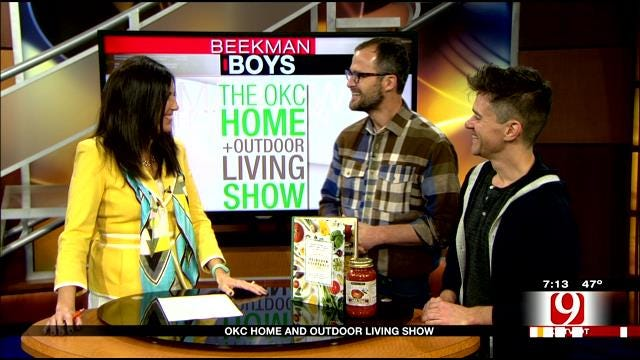 Beekman Boys: OKC Home And Outdoor Living Show