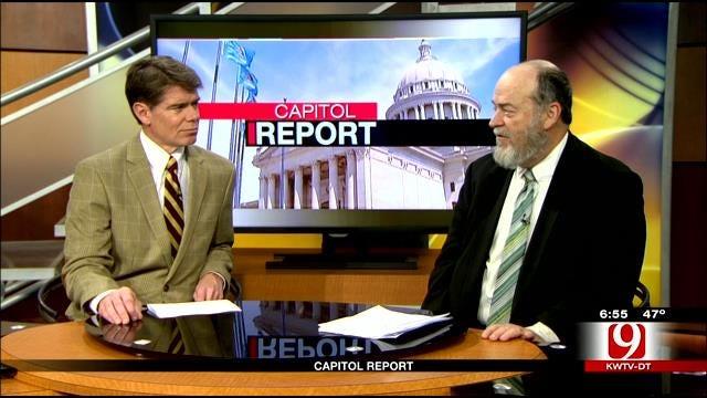 Capitol Report With Pat McGuigan: Criminal Justice Reform Initiatives
