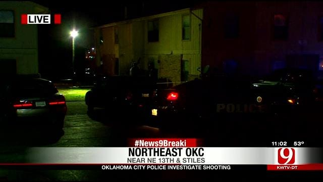 Four Victims In NE OKC Shooting, Police Say