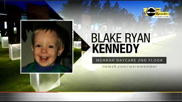 We Remember - 20 Years Later: Blake Kennedy
