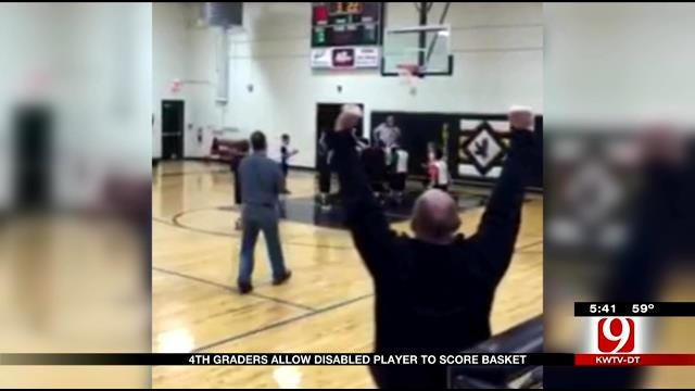 Red Dirt Diaries: Fourth Grader's Shot Goes Viral
