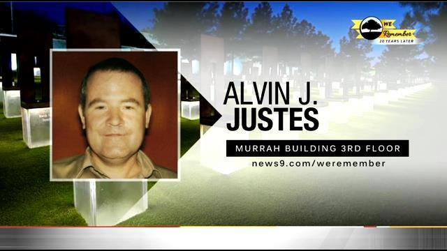 We Remember - 20 Years Later: Alvin Justes