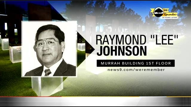 We Remember - 20 Years Later: Raymond Johnson
