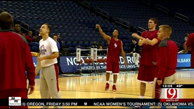 Sooners Ready For Great Danes