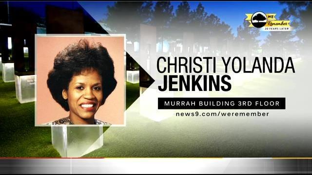 We Remember - 20 Years: Christi Jenkins