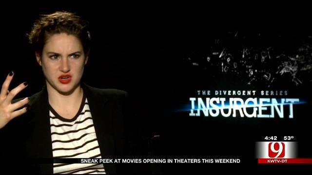 Dino's Movie Moment: Insurgent