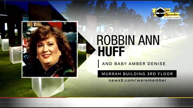 We Remember - 20 Years Later: Robbin Huff