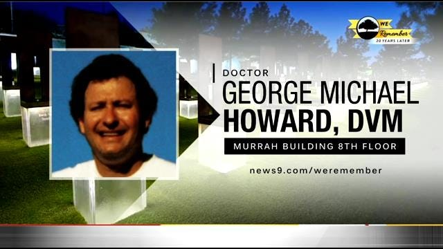 We Remember - 20 Years Later: George Howard