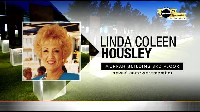 We Remember - 20 Years Later: Linda Housley