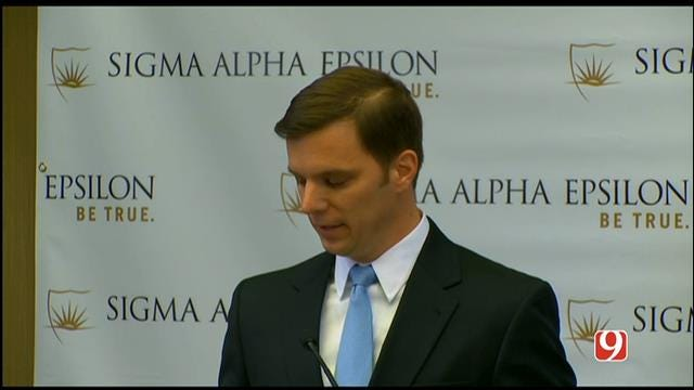 WEB EXTRA: SAE Executive Director Holds News Conference