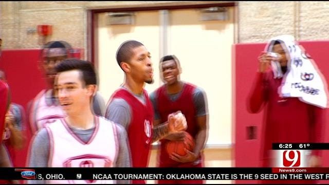 OU's Kruger Excited About Opportunity