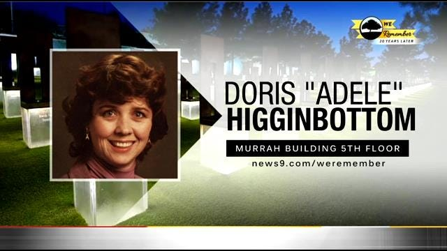 We Remember - 20 Years Later: Doris Higginbottom