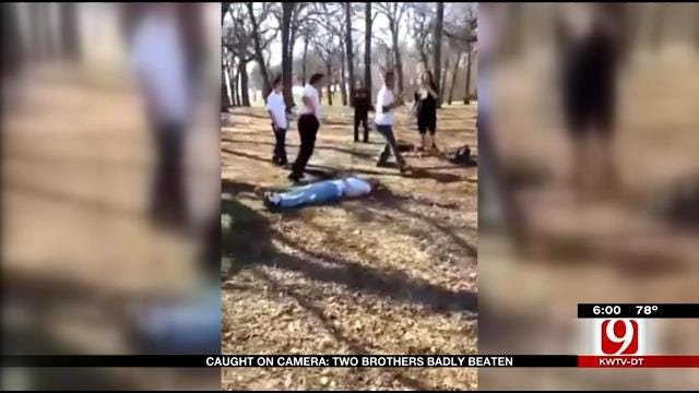 Mother Fears Men Who Brutally Beat Her Son Near PC West High School