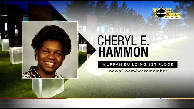 We Remember - 20 Years Later: Cheryl Hammon