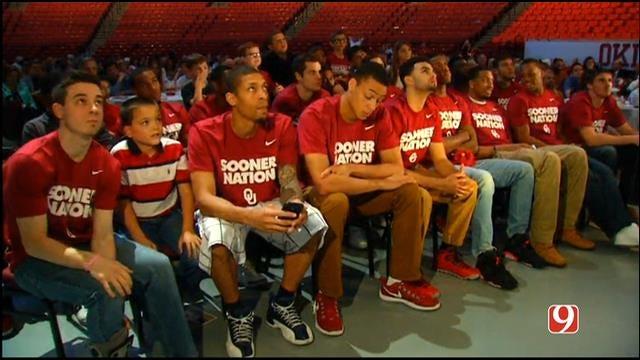 Oklahoma Reacts To NCAA Tournament Seeding