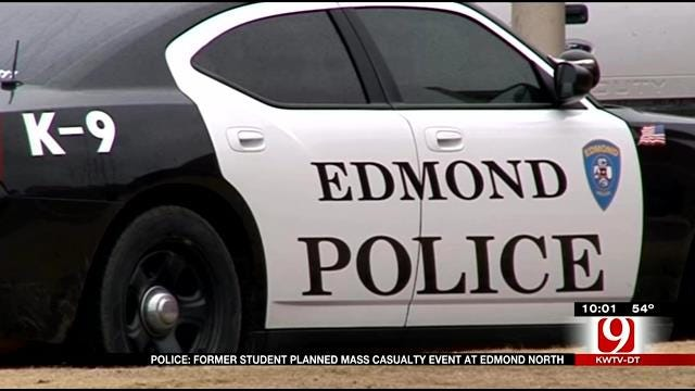 Edmond Police And Students Divert Planned Mass Casualty Event