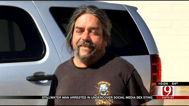 Canadian Co. Internet Crimes Task Force Arrests Man On Child Sex Charges