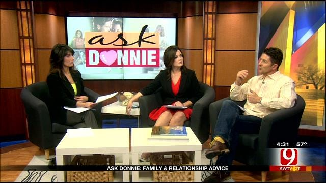 Ask Donnie: Family and Relationship Advice