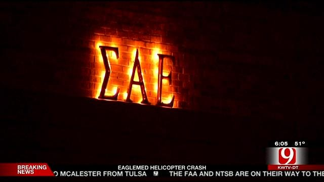 Possible Lawsuit Against OU, Boren Over SAE Incident