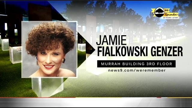 We Remember - 20 Years Later: Jamie Fialkowski Genzer
