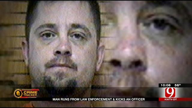 Chickasha Police End Up In Scuffle With Drunk Suspect