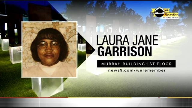 We Remember - 20 Years Later: Laura Garrison