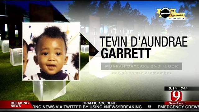 We Remember – 20 Years Later: Tevin Garrett