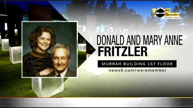 We Remember - 20 Years Later: Donald And Mary Anne Fritzler