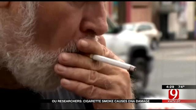 Medical Minute: Second-Hand Smoke