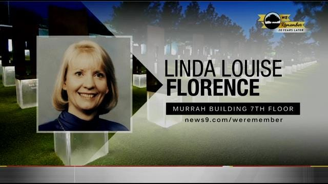 We Remember - 20 Years Later: Linda Florence