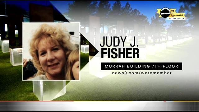 We Remember - 20 Years Later: Judy Fisher