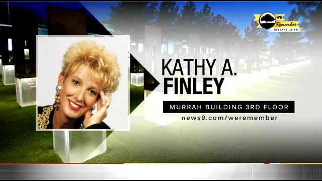 We Remember – 20 Years Later: Kathy Finley