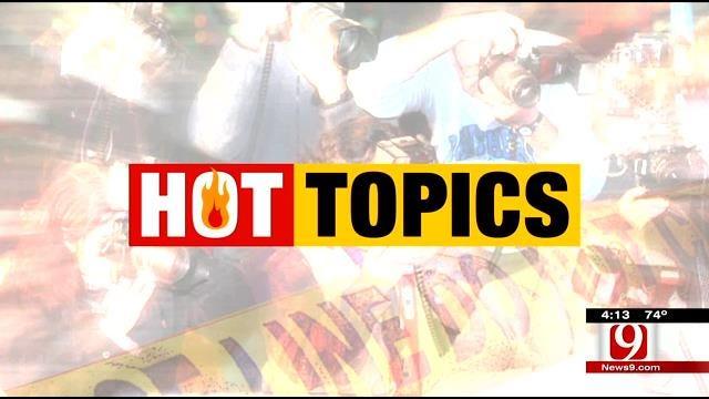 HOT TOPICS: Ashton Kutcher Hopes To End Parenting Double Standard