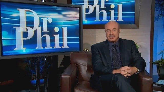 WEB EXTRA: Dr. Phil Full Interview On SAE Video