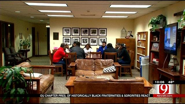 OU Greek Leaders Discuss Racist Fraternity Video
