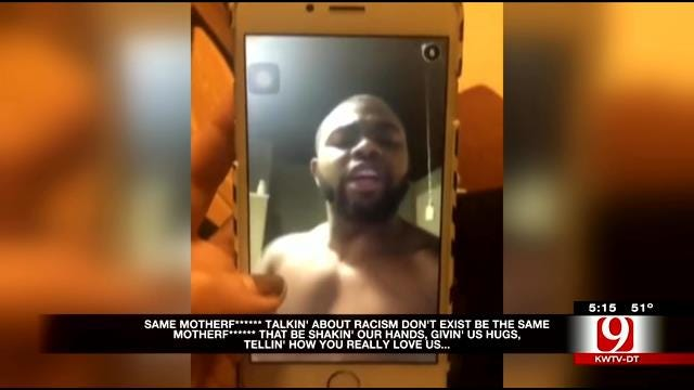 OU Linebacker Eric Striker Apologizes For Explicit Rant Over Fraternity Racist Video