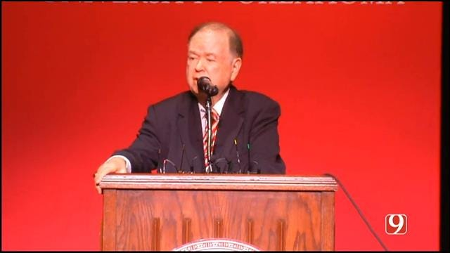 WEB EXTRA: President David Boren's Complete News Conference
