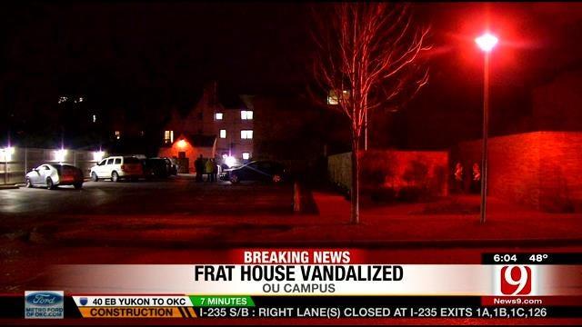 University Of Oklahoma Fraternity Shut Down Over Racist Video
