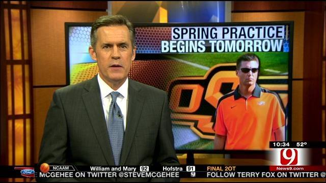 Spring Football Roundup