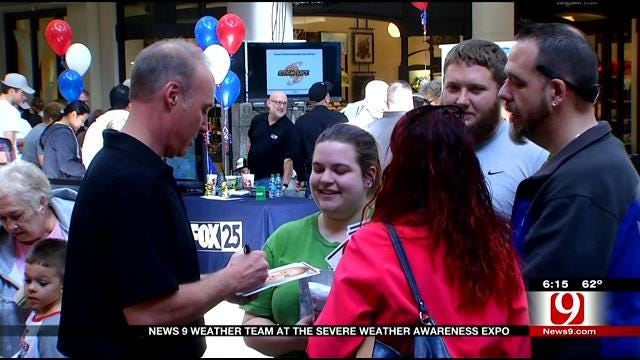 News 9 Severe Weather Expo