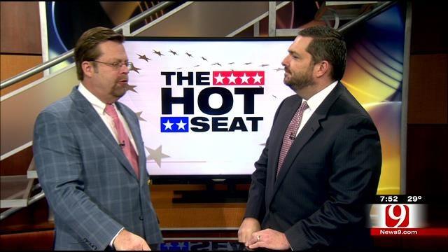 Hot Seat: Sen. Clark Jolley